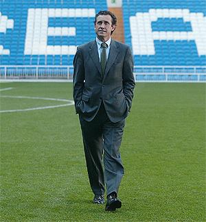 Jorge Valdano, en una imagen de archivo. (Foto: J. MARTÍNEZ)