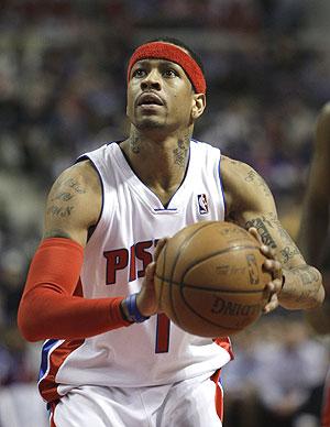 Allen Iverson. (Foto: AP)