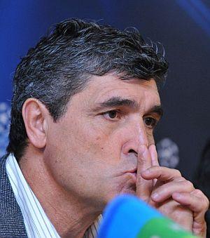 Juande Ramos, entrenador del CSKA de Moscú, rival del Manchester. (Foto: AFP)