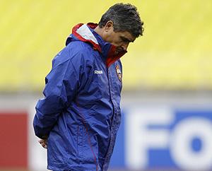 Juande Ramos. (Foto: REUTERS)