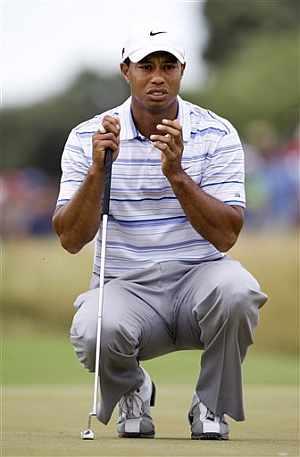 Tiger Woods. (AFP)