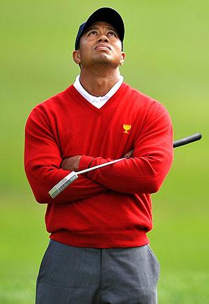 Tiger Woods. | AFP