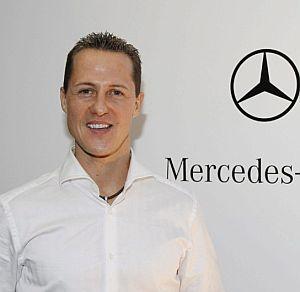 Michael Schumacher volverá a los circuitos con Mercedes. (Foto: EFE)