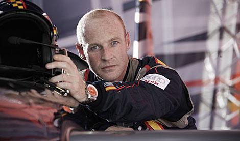 El piloto español Alex Maclean en una foto de su perfil en Facebook.