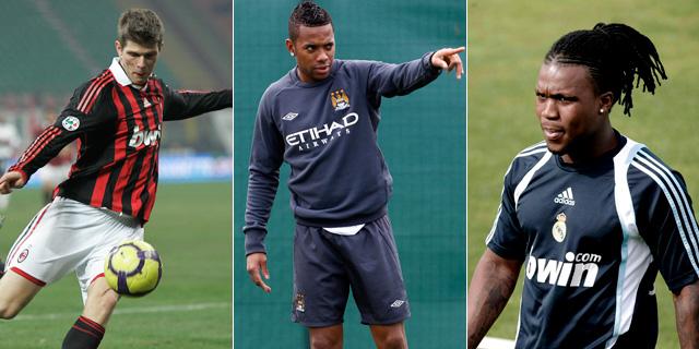 Huntelaar, traspasado al Schalke 04; Robinho al Milan y Drenthe al Hércules. | Agencias