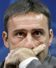 Paulo Bento. Foto: AP
