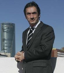 Javier Lozano. | Foto: Diego Sinova