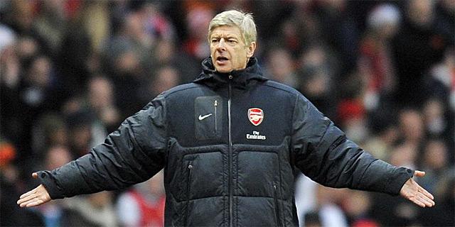 Arsene Wenger, técnico del Arsenal. | Efe