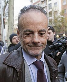 Pérez Templado, abogado de Eufemiano Fuentes.