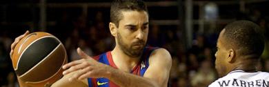 Navarro, en un lance del segundo choque de la final. (Foto: Efe)