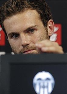 Juan Mata. (EFE)