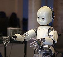 El robot iCube.
