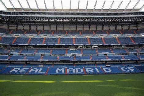 Imagen del Santiago Bernabéu. (Foto: Reuters)