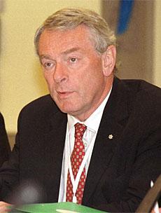 Richard Pound. (EFE)