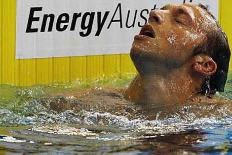 El australiano será una de las principales ausencias en los Juegos Olímpicos.   REUTERS