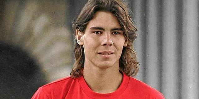 Nadal en 2005, cuando ganó su primer título de Roland Garros |Efe