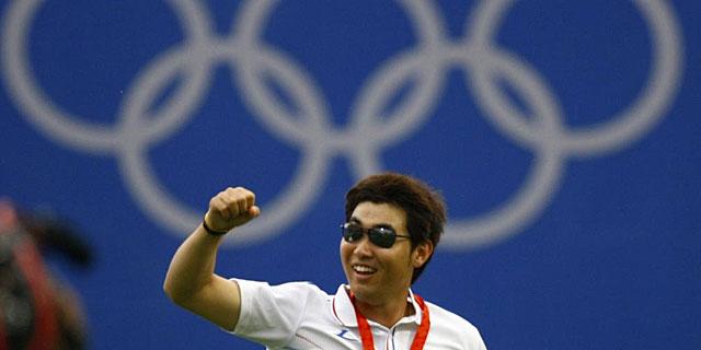 Im Dong Hyun tras ganar el oro en Pekín 2008 | Reuters