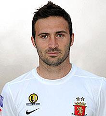 El centrocampista Kevin Sammut.