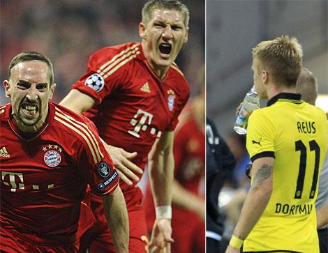 Bayern y Borussia candidatos al título   ELMUNDO.es