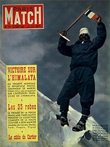 Herzog, portada de 'Paris Match'.