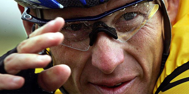 Lance Armstrong. (EFE)