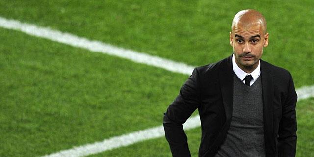 Pep Guardiola. (EFE)