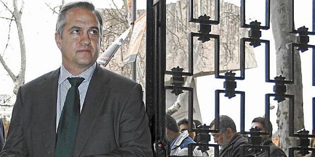 El presidente de la LFP, José Luis Astiazarán. (EFE)