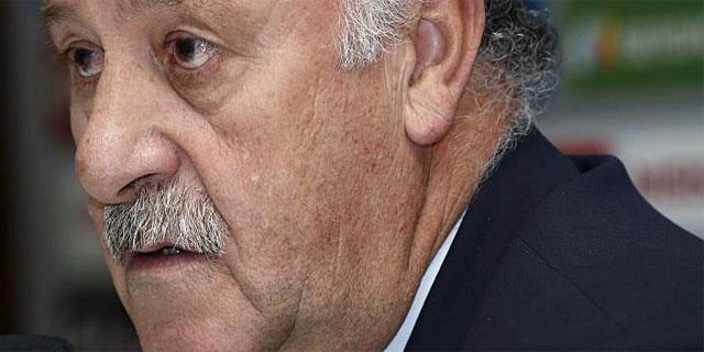 Vicente del Bosque. (EFE)