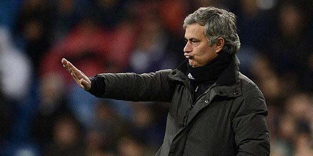 José Mourinho. (EFE)