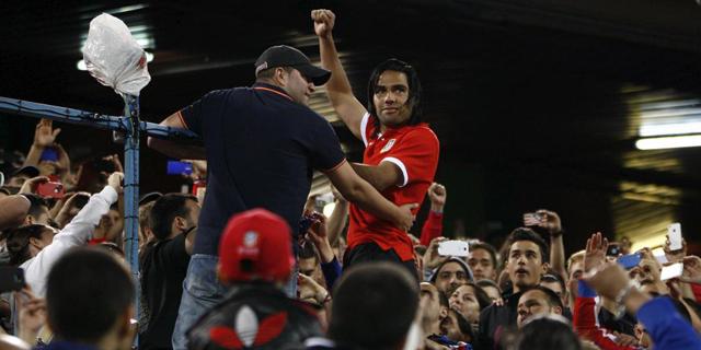 Falcao se despide del Frente | elmundo.es