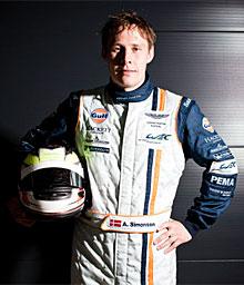 Allan Simonsen.