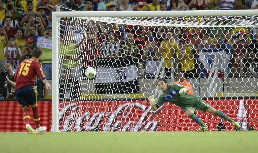Ramos. AFP