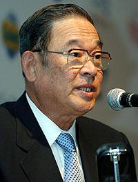 Presidente de la marca japonesa de automóviles Toyota.