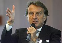 Luca Cordero Di Montezemolo, Presidente de Fiat