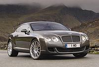 Bentley presentará en el Salón de Francfort el Continental GT Speed, con 610 CV