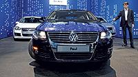 Volkswagen desarrolla un sistema de aparcamiento autónomo