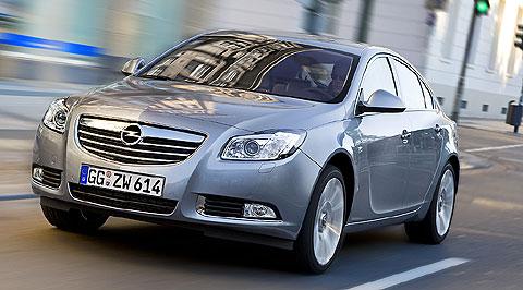 Nuevo Opel Insignia