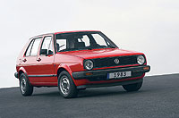 VW Golf II (1983)