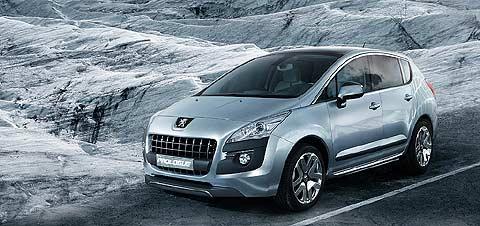 Peugeot Prologue: el futuro 3008