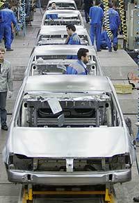 Fábrica Renault.