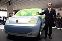 Renault y Nissan fabricarán el coche eléctrico para Portugal