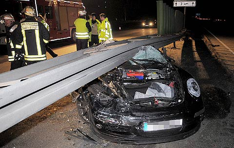 Un piloto de Porsche muere mientras probaba un prototipo secreto