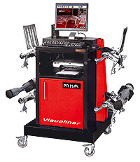 El premio en la categoría de equipos y herramientas para talleres recayó en Visualiner Prism de Auguado Automoción.
