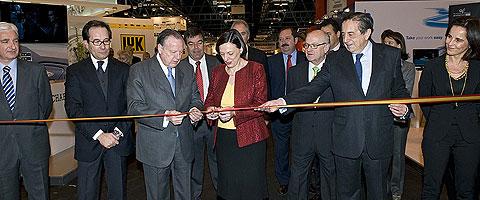Inauguración de Motortec