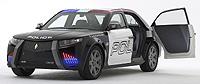E7, un coche patrulla digno de una película