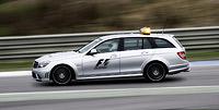 Safety Car, el coche más respetado de la Fórmula 1
