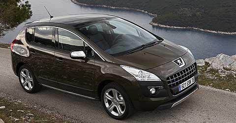 Peugeot 3008: golpe de autoridad en PSA