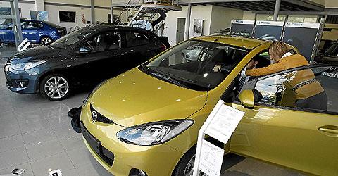 El Gobierno se plantea un plan de ayudas a la compra de vehículos