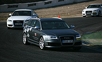 Audi te regala una experiencia inolvidable