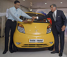 El segundo coche fue para Ashish Balakrishnan. | Efe